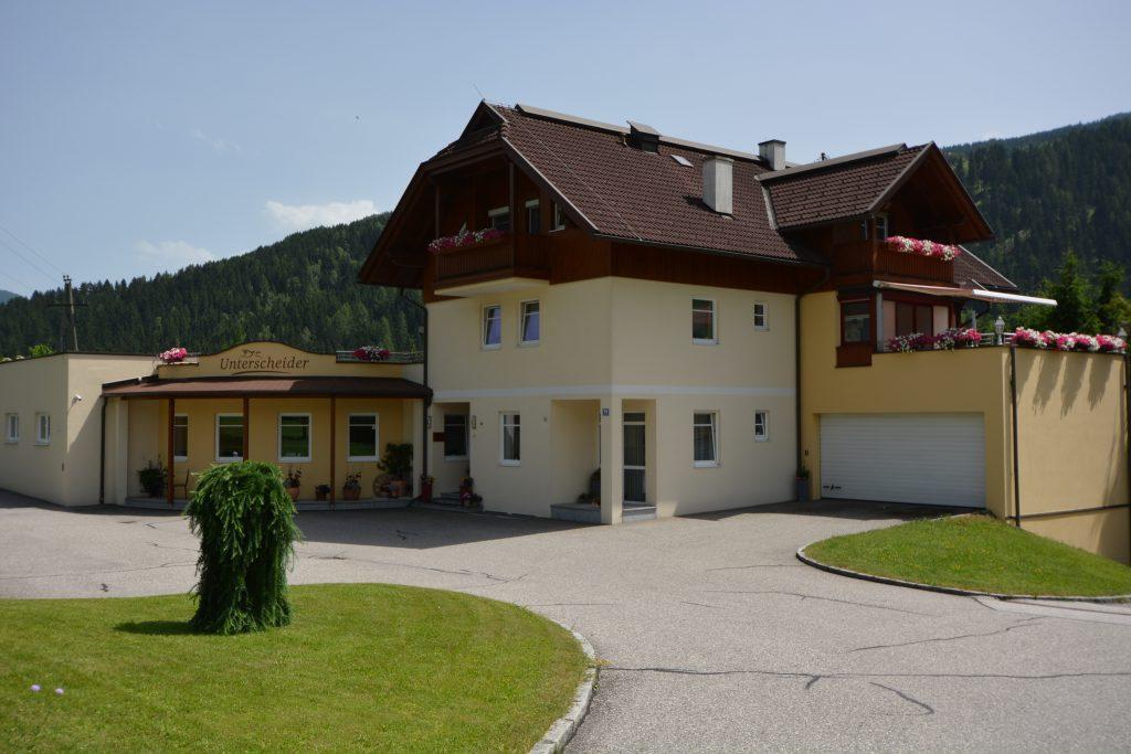 Bestattungshaus Afritz © Bestattung Unterscheider